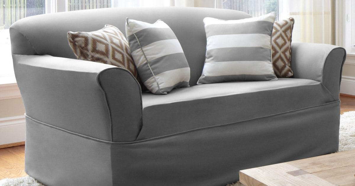 Superb Slipcovers Buying Guide Overstock Com Tips Ideas Theyellowbook Wood Chair Design Ideas Theyellowbookinfo