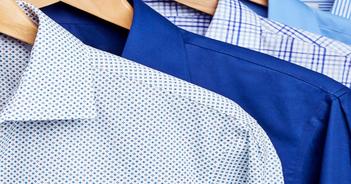 How To Determine Your Dress Shirt Size