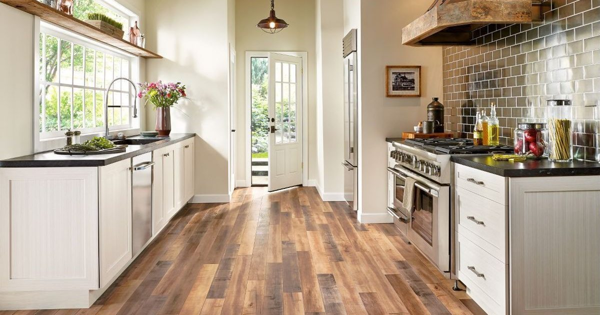 Best Budget-Friendly Kitchen Flooring Options - Overstock.com