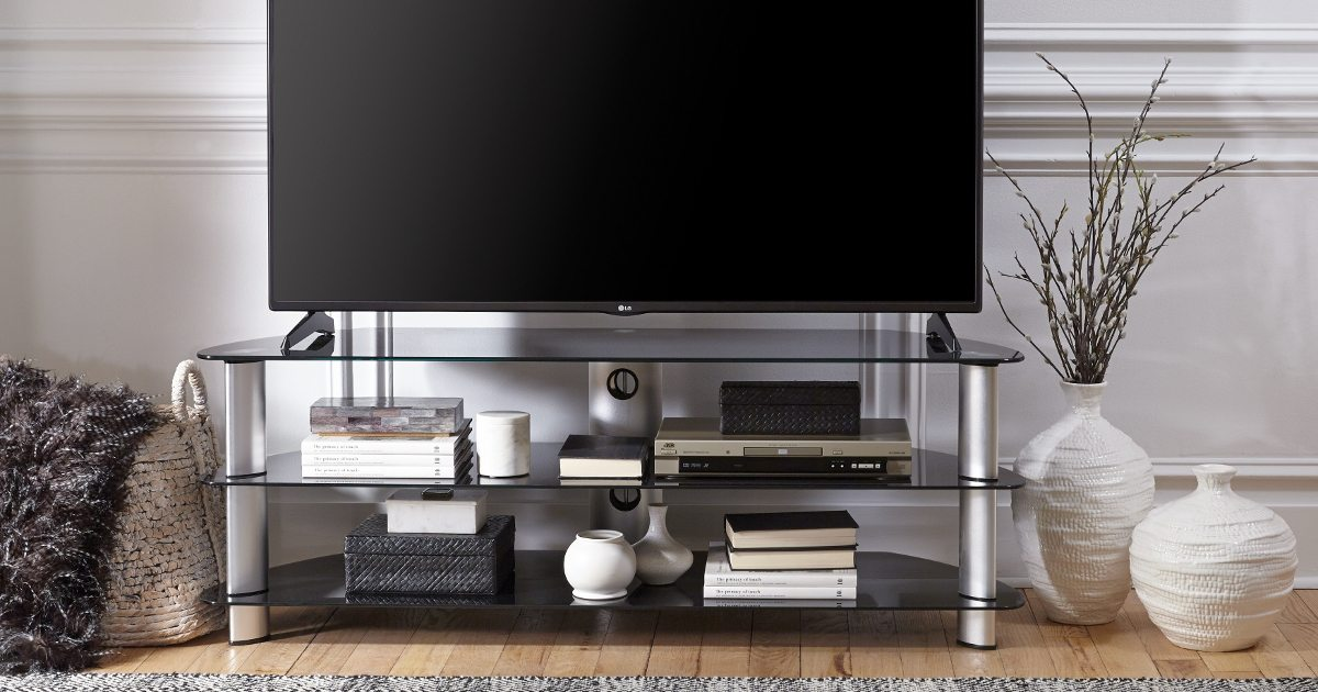 How To Clean Gl Tv Stands
