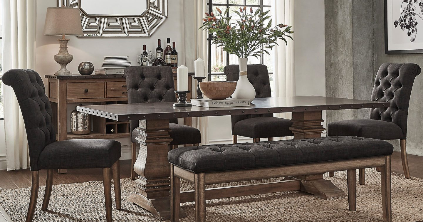 How to Choose Elegant Dining Room Furniture - Overstock.com