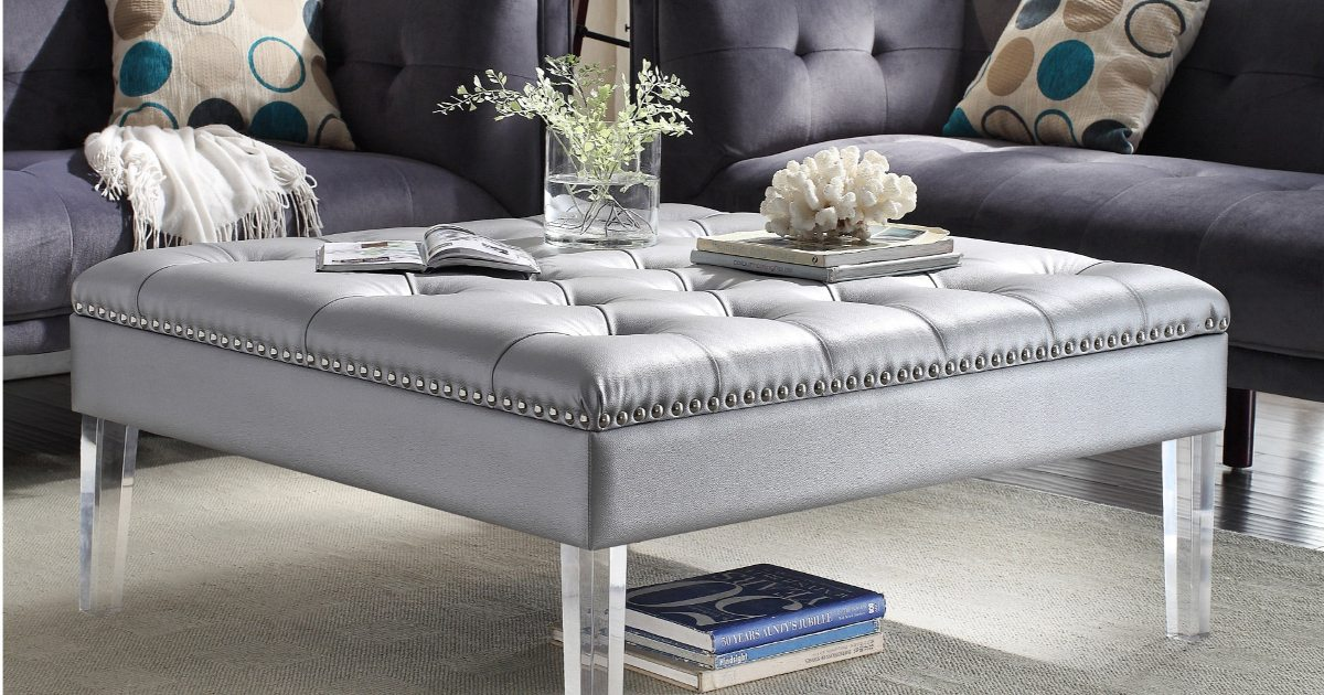 Superb The Complete Ottoman Buying Guide Overstock Com Alphanode Cool Chair Designs And Ideas Alphanodeonline